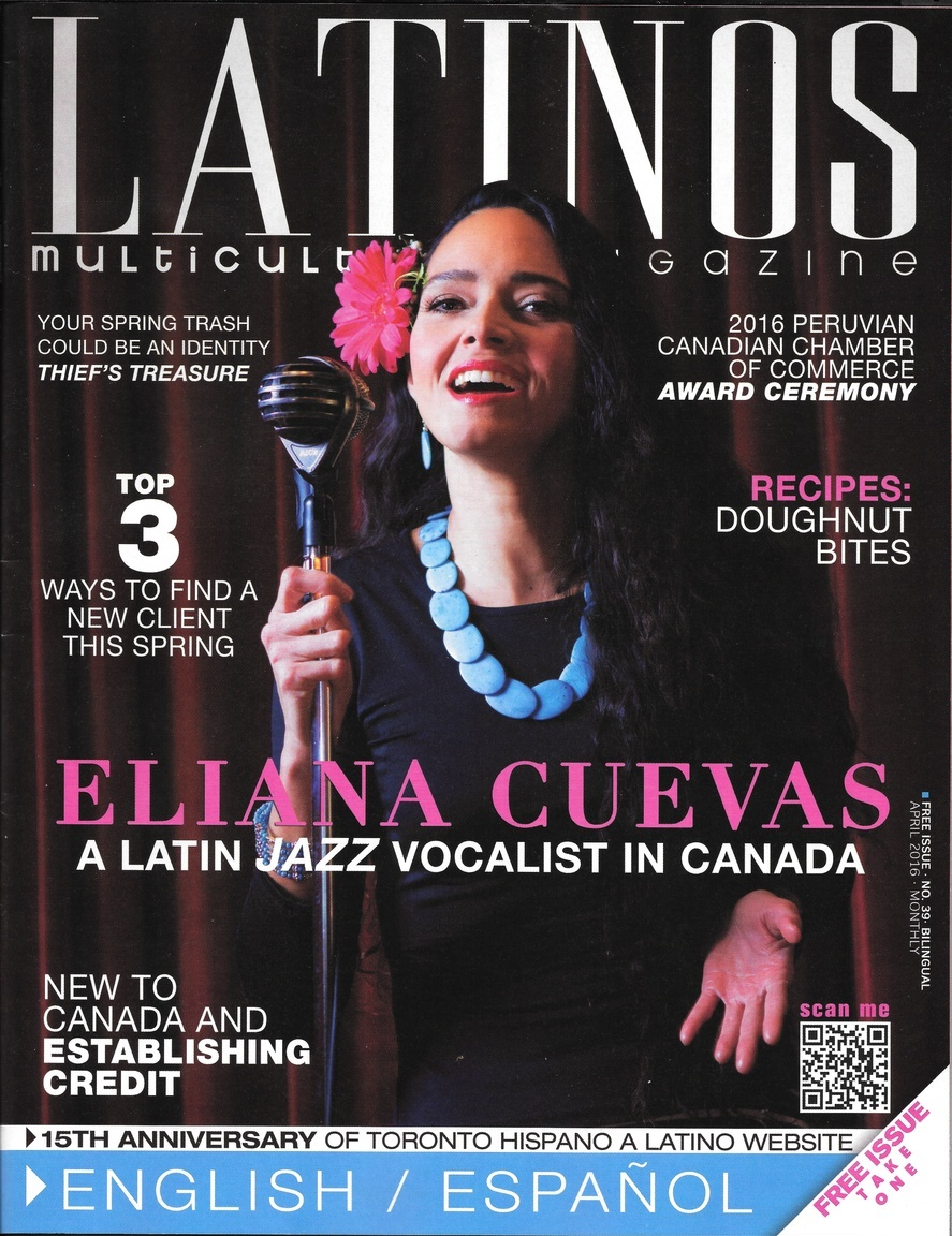 Latinos Magazine Cover April 2016